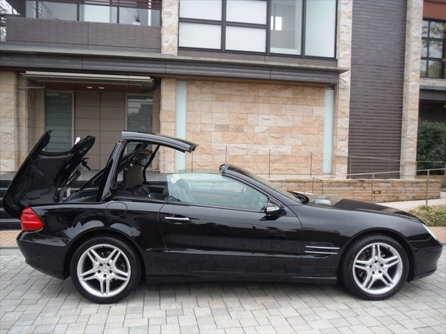Mercedes-Benz / SL500 Open
